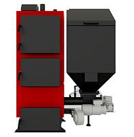 Твердотопливный котел длительного горения Альтеп КТ2Е-SH 25 кВт