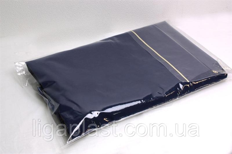 Пакеты полипропиленовые с клапаном и клеевой полосой