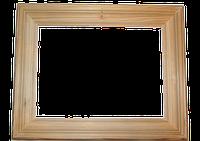 Еловая рамка 10 - 120х80, фото 1