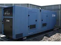 Генератор SDMO 270 кВт в аренду