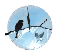 Часы Птицы, фото 1