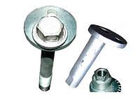 Болт/гайка/втулка развальные задней подвески (4WD, к-т)