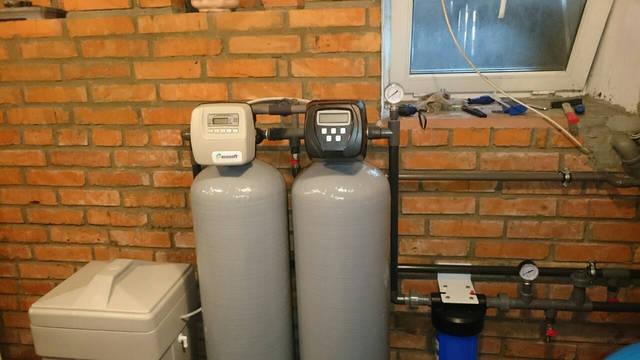 Готовая система водоочистки