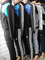Спортивный костюм на мальчика юниор  (р.42,44,46,48 ) №879-2