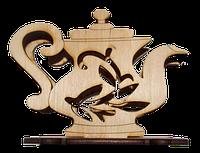 Підставка для серветок чайник, фото 1