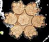 Підставка грибна кошик