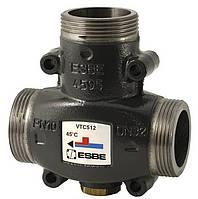 "Трехходовой клапан ESBE VTC512 DN32 1*1/2"" 50°C НР"