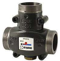 "Трехходовой клапан ESBE VTC512 DN32 1*1/2"" 70°C НР"