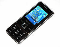 Телефон Nokia 6300 - 2 SIM, FM, MP3, металлический корпус!