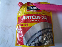 Смазка Литол-24 NLGI 3 Yukoil (дой-пак 0,15кг)
