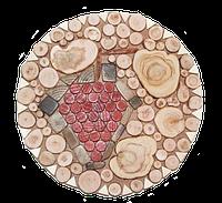 Підставка під гаряче Виноград мозаїка