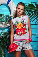 Тропики футболка Киви б/р glam
