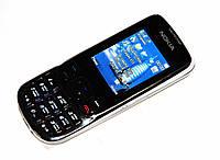 Телефон Nokia 6303 (S322i) - 2 SIM, FM, MP3!