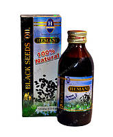 Масло черного тмина (калинджи) Hemani