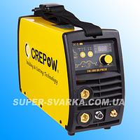 Аргоновая сварка CrepoW TIG-180 DC Pulse