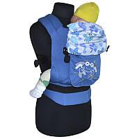 Эргономичный рюкзак Basic (Крабик)