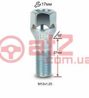 Болт М12Х1,25Х27
