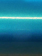 Пленка Metallic Satin голубая