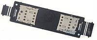 Шлейф для Asus ZenFone 5 (A501CG) / ZenFone 5 (A500KL) Dual Sim с разъемом SIM-карты Original