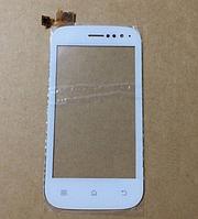 Оригинальный тачскрин / сенсор (сенсорное стекло) для Fly IQ442 Miracle (белый цвет)