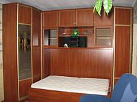 Спальня трансформер с кроватью