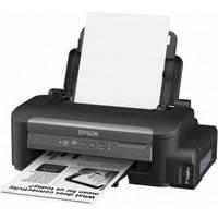 Принтер Epson M105 (C11CC85311) струйна, кольорова (4 кольора), А4, A5, B4, В5, 1440x720 dpi, 34 чб. стр./мин., н/д, USB 2.0, WiFi 802.11b/g, 250