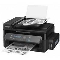 МФУ Epson M200 (C11CC83311) принтер-копир-монохромный скан, струйный, монохромна, А4, 1440х720dpi, 34чб.ст/хв, USB2.0, C13T664