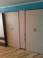 Спальня стенка с откидной кроватью-трансформером