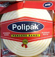 Утеплитель для Окон Полипак Polipak поролоновый с клейкой лентой