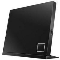 BD-RW Asus SBC-06D2X-U записуючий, USB 2.0, внешний, черный, 5.8Mb, 16x SBC-06D2X-U/BLK/G/AS