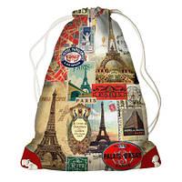 Рюкзак мешок с принтом Англия