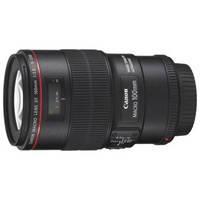 Объектив Canon EF 100mm f/2.8L IS macro USM (3554B005) Canon EF, кільцевий ультразвуковий приво, 67 мм, официальная гарантия