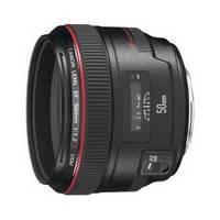 Объектив Canon EF 50mm f/1.2L USM (1257B005) Canon EF, кільцевий ультразвуковий приво, 72 мм, официальная гарантия