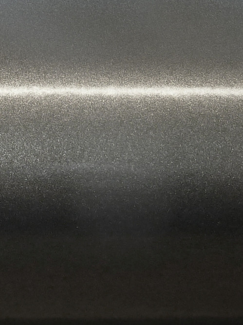 Пленка Metallic Satin серая