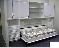 Детская спальня трансформер с кроватью