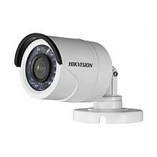 2.0 Мп Turbo HD видеокамера DS-2CE16D0T-IRF (3,6 мм)