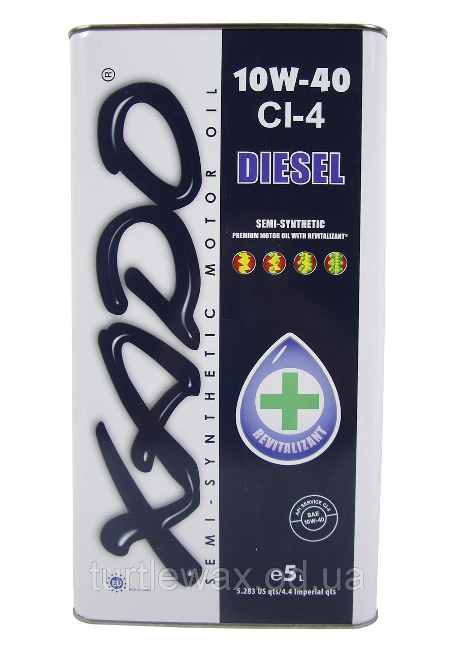 Моторное масло XADO Atomic Oil Diesel 10W-40 5л