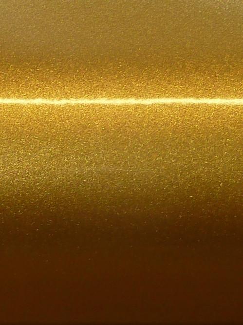Пленка Metallic Satin золотая