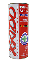 Моторное масло XADO Atomic Oil ROAD DRIVE 15W-40 1л