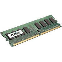 Модуль памяти DDR2 2GB 800 MHz Micron (CT25664AA800) 800 MHz, PC2-6400, CL6, Crucial, 1 планка