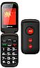 Телефон Bravis CLAMP Black ' '