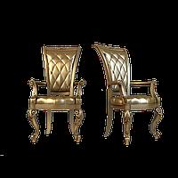 Деревянный стул №7
