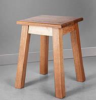 Табурет деревянный Дубок
