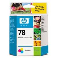Картридж HP C6578DE №78 Color ( DJ 9x0,6122/7,1220C)