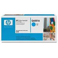 Картридж HP Q6001A Cyan (CLJ1600/2600/2605 CM1015/1017)