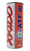 Трансмиссионное масло XADO Atomic Oil ATF III 1л