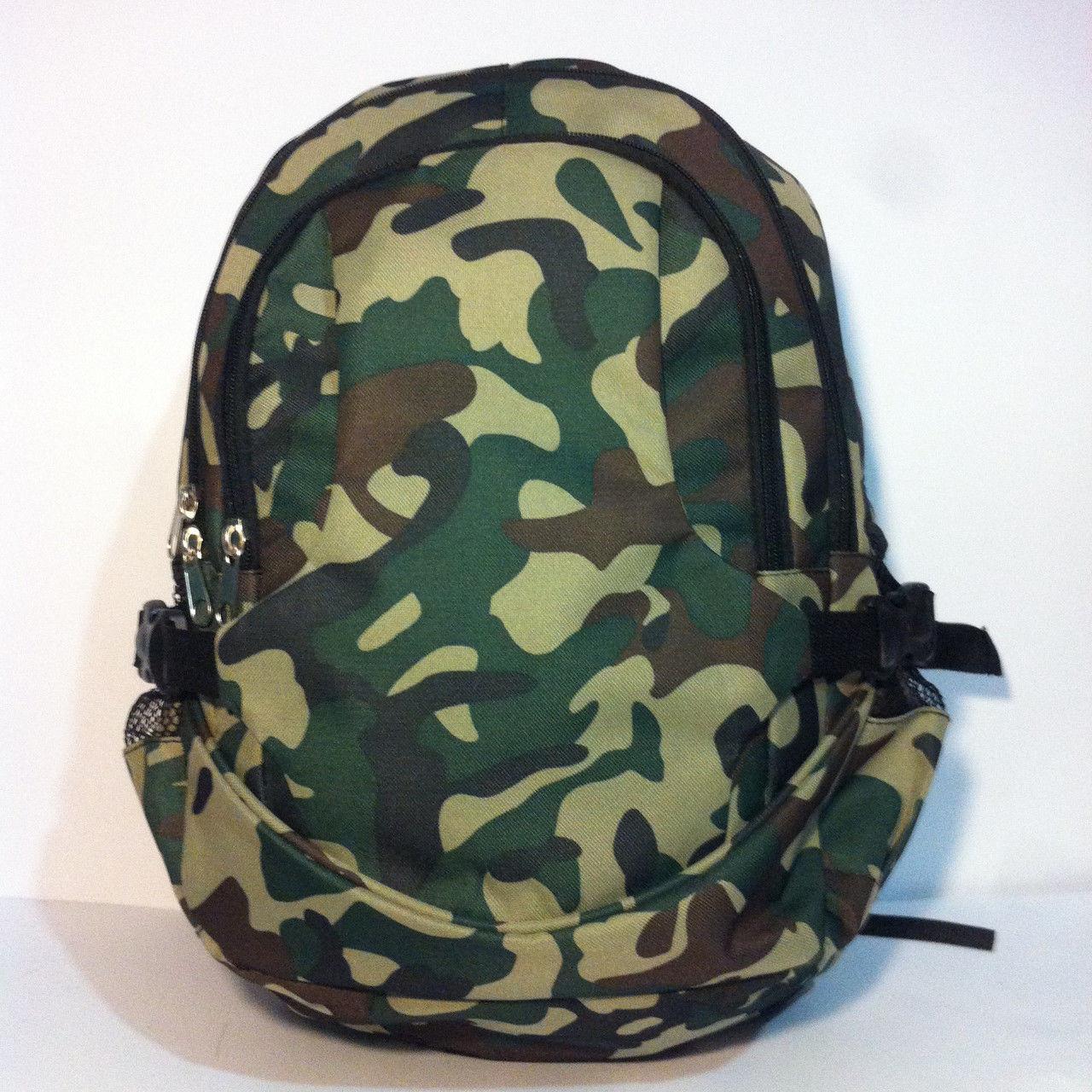 Рюкзак большой камуфляжный ( код: IBR051-2 )