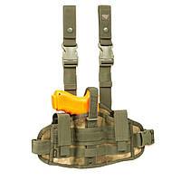 Кобура универсальная набедренная P1G-TAC, атакс фг, под правую и левую руки