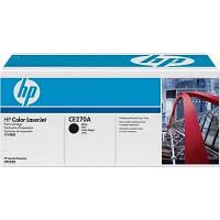 Картридж HP CLJ CP5525, черный (CE270A)