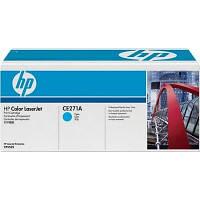 Картридж HP CLJ CP5525, cyan (CE271A)